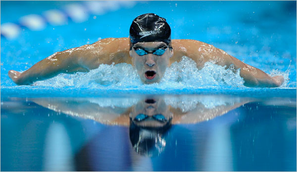 Competitive swimming essay